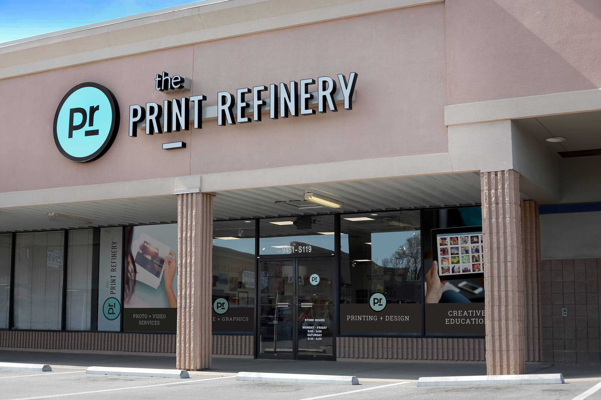 the print refinery, licensing opportunity